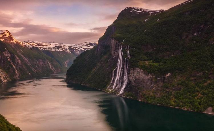 Noruega en 4 k