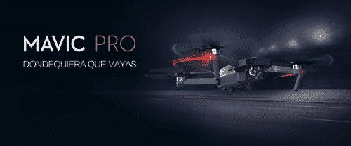 DJI Mavic Pro el nuevo y tecnológicamente avanzado dron de DJI